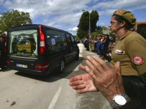 Funerais dos peregrinos de Mortágua