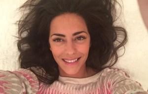 A atriz partilhou uma nova fotografia nas redes sociais, mostrando que se mantém feliz e positiva.