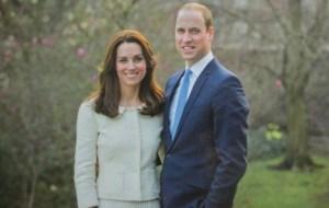 Veja a imagem dos Duques de Cambridge que é enviada como agradecimento a quem lhes escreve.