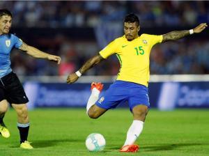 Neymar fez «chapelada» na goleada