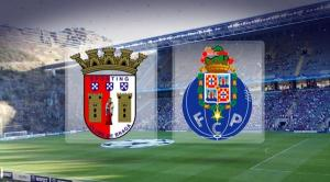 Braga x F.C. Porto