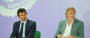 Luís Figo considera que temporada menos conseguida não coloca em causa o valor do treinador do Sporting.