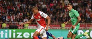 Mbappé foi novamente o protagonista.
