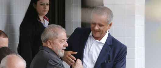 O antigo Presidente do Brasil Luiz Inácio Lula da Silva foi hoje ouvido no âmbito de um caso de corrupção no qual é acusado, na sua primeira comparência perante a justiça federal