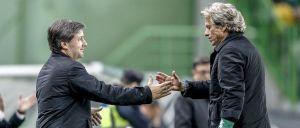Presidente mantém confiança total no técnico do Sporting.