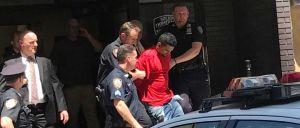 Richard Rojas, de 26 anos, é um antigo oficial da marinha norte-americana. Já tinha sido detido por três vezes, duas delas por conduzir embrigado.