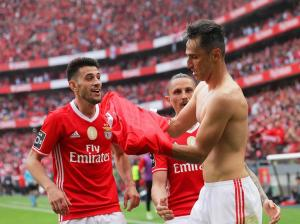 Sport Jonas e (muito) Benfica
