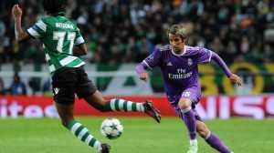 Liga dos Campeões - Sporting vs Real Madrid