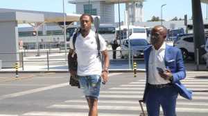 Catió Baldé mostrou-se feliz pelo desfecho da transferência de Rúben Semedo.