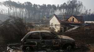 Fogo extinto em Góis e Pedrogão