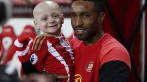 O rapaz de seis anos, enorme fã do Sunderland, não resistiu à luta contra o cancro e morreu esta sexta-feira.