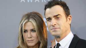O casal anunciou recentemente que está em processo de divórcio.