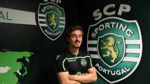 Clube alemão está disposto a pagar seis milhões de euros para levar o jovem médio do Sporting.